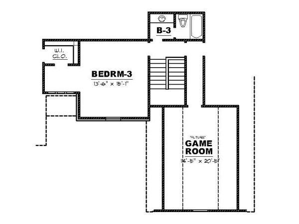 Casa de dos plantas tres dormitorios y 228 metros for Dormitorio 6 metros cuadrados