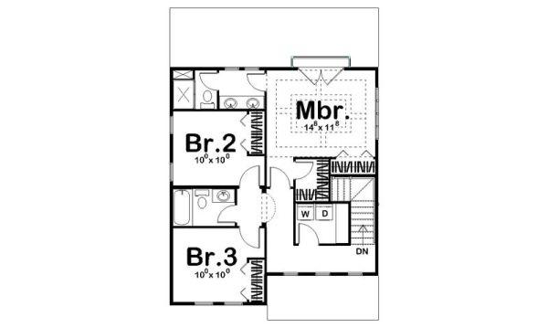 Duplex grande de tres dormitorios y 152 metros cuadrados planos de casas gratis deplanos com Planos de segundo piso