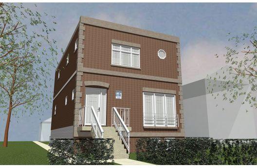 planos de casas de dos pisos con sotano