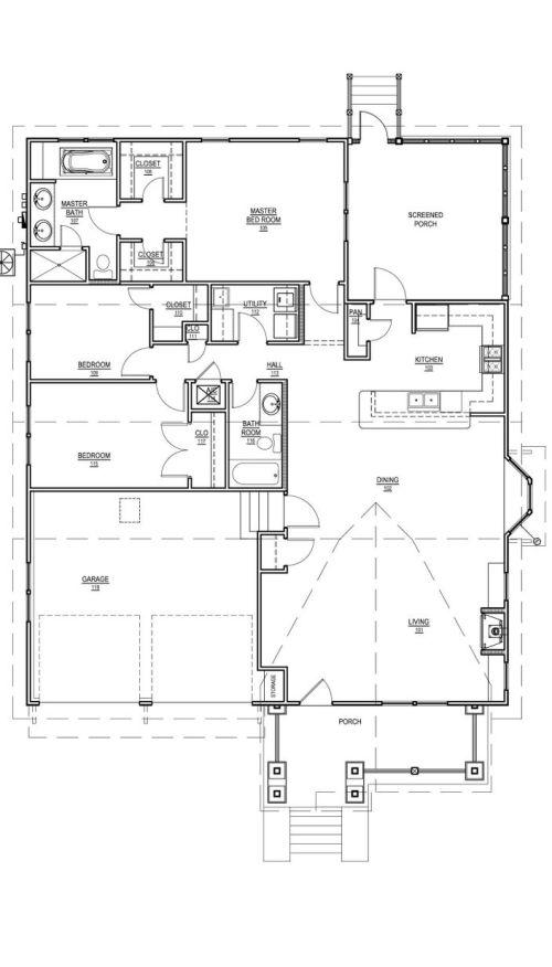 Gran casa de un piso tres dormitorios y 120 metros for Piso 70 metros cuadrados 3 habitaciones