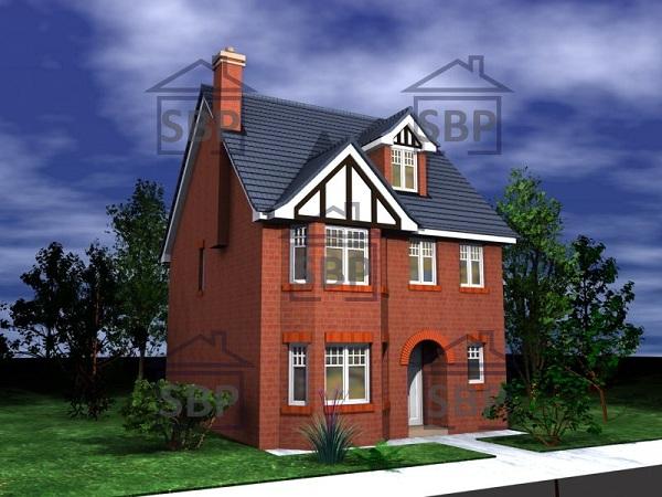 Casa de ciudad de tres pisos cuatro dormitorios y 124 for Casa de 2 plantas de 70 metros cuadrados