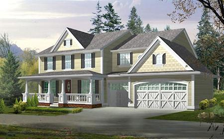 Gran casa de dos pisos, cuatro dormitorios y 251 metros cuadrados