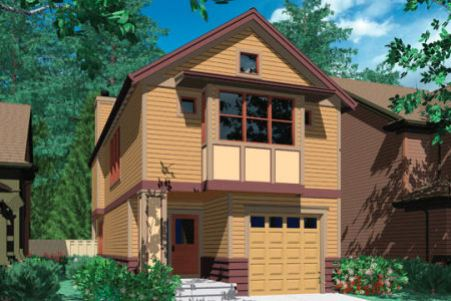 Bonita casa de un piso, dos habitaciones y 76 metros cuadrados