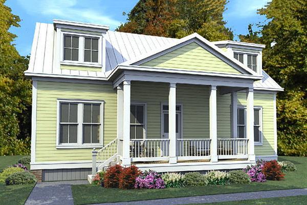 Plano de bella casa tradicional de dos plantas tres for Casa 2 plantas 160 metros cuadrados