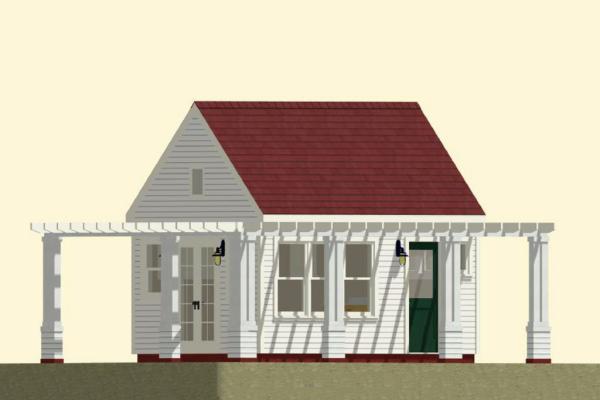 planos de casas pequenas de alquiler