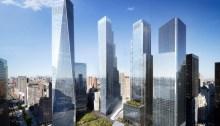 Timelapse de la construccion de la torre uno de las torres gemelas del World Trade Center