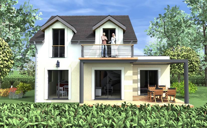 Ver planos de casas de 100 metros cuadrados planos de for Dormitorio 15 metros cuadrados
