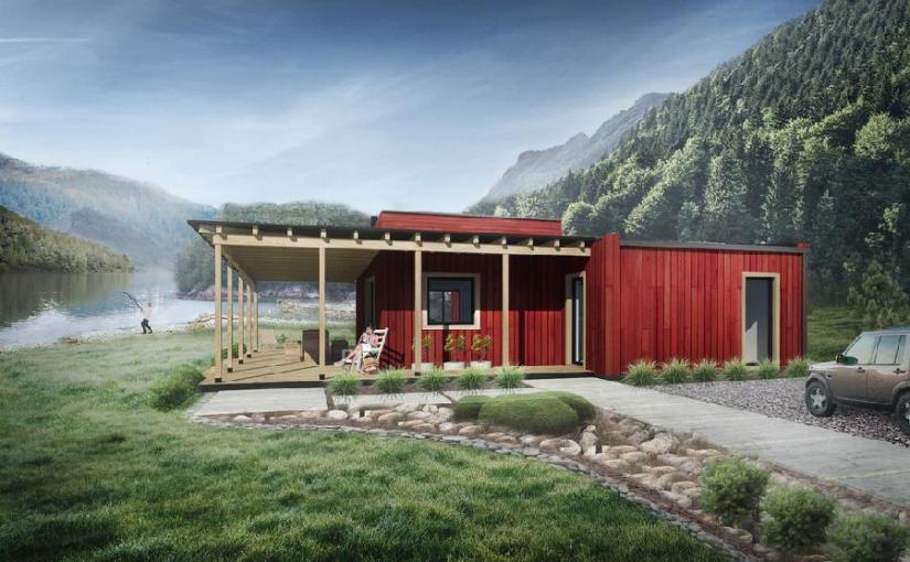 Genial casa de campo de una planta, 2 dormitorios y 114 metros cuadrados