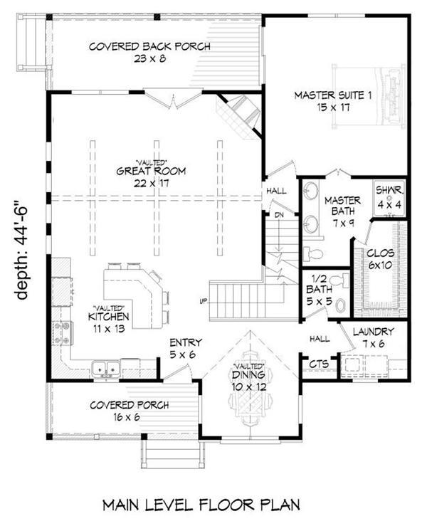 Plano de c moda casa de dos pisos 3 dormitorios y 172 metros cuadrados planos de casas gratis - Pasar de metros a metros cuadrados ...