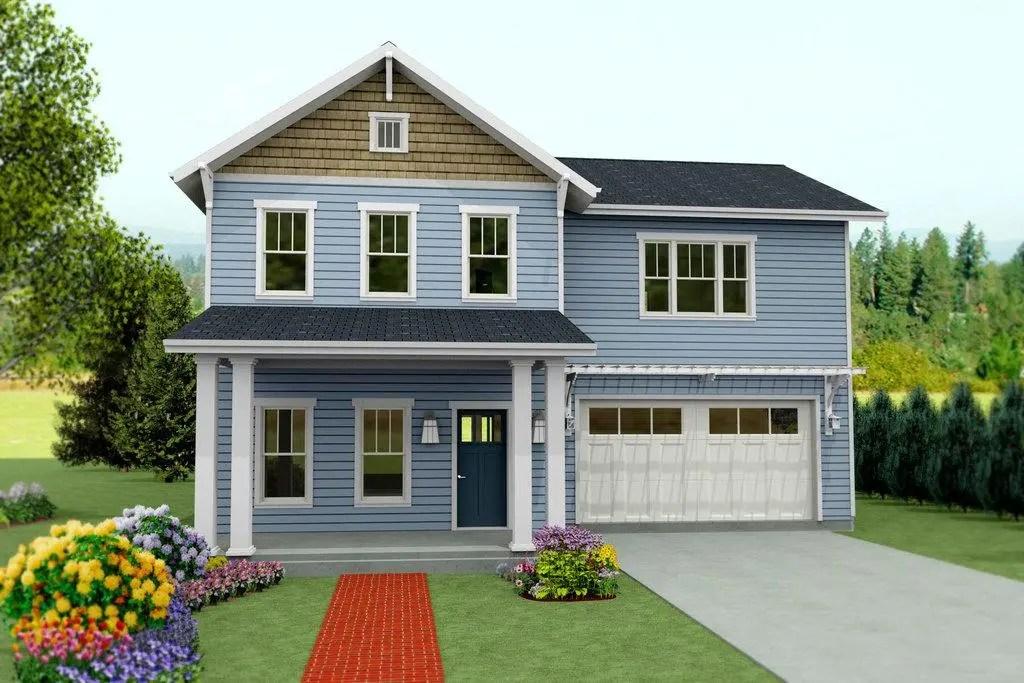 Casa con cochera tres dormitorios y 250 metros cuadrados for Casa moderna 50 metros cuadrados