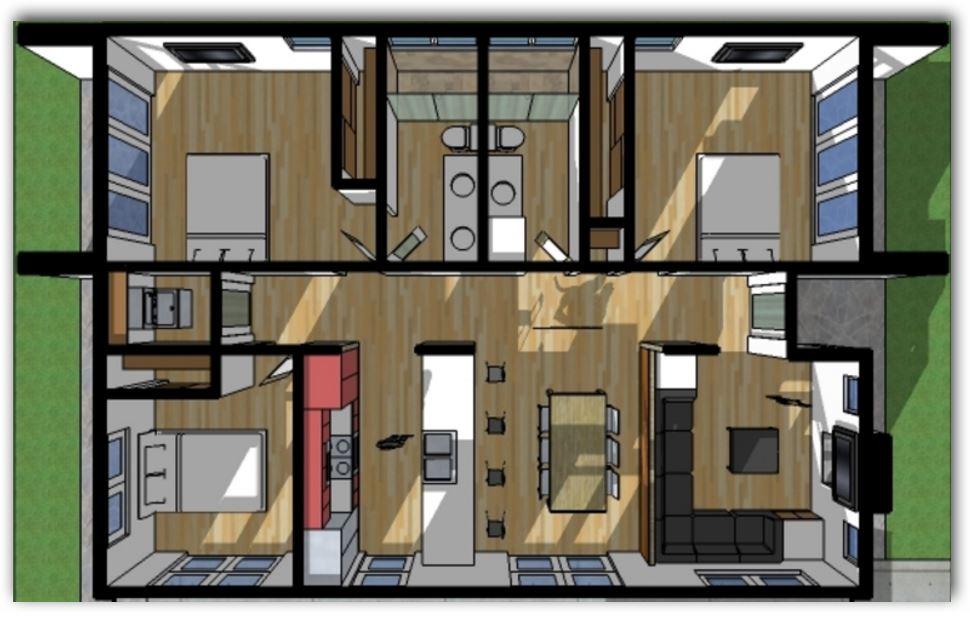 Planos de casas 3d gratis for Programa para hacer planos de casas en 3d gratis online