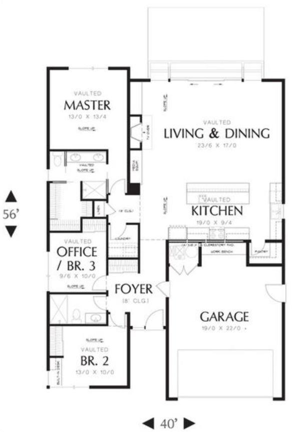 Bir garaj planı oluşturun
