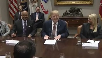 President Trump Meets with State and Local Officials on School Safety
