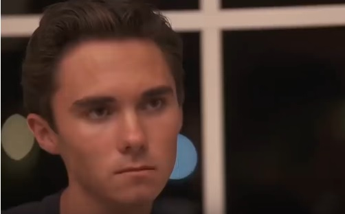 David Hogg Goes On Profanity-Laced Rant