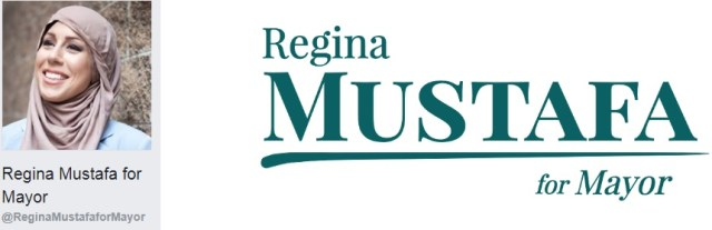 regina mustafa for mayor
