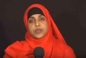 Hodan Hassan claims muslims are the real victims of the September 11th terror attacks