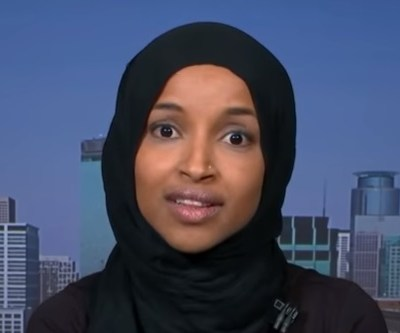 President Trump calls for Ilhan Omar to resign