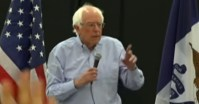 Bernie Sanders says convicted terrorists and rapists should be allowed to vote from prison