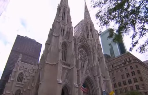 Man Arrested After Bringing Gas Cans Into St. Patrick's Cathedral