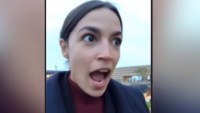 "AOC shows off her garden: ""It's like magic"""