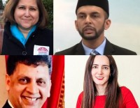 Muslims Running for Virginia State Senate