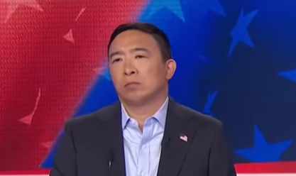 Andrew Yang Claims His Microphone Was Turned Off During The First Democratic Debate