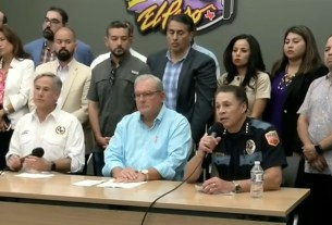 Police give updates on Walmart shooting in El Paso, TX