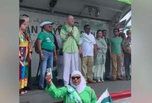 New Jersey Governor Attends Pakistan Independence Day Celebration