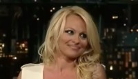 pamela anderson everyone should vote us president