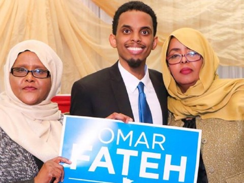 Muslim Runs For Minnesota State Senate