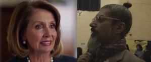 nancy pelosi shahid buttar