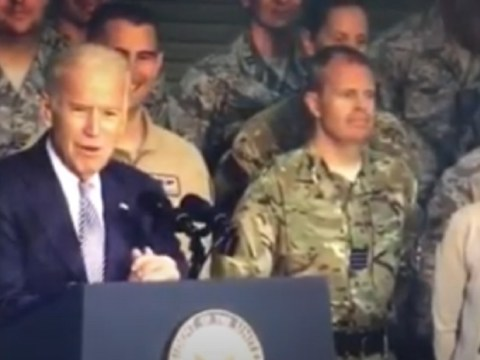 joe biden stupid bastards