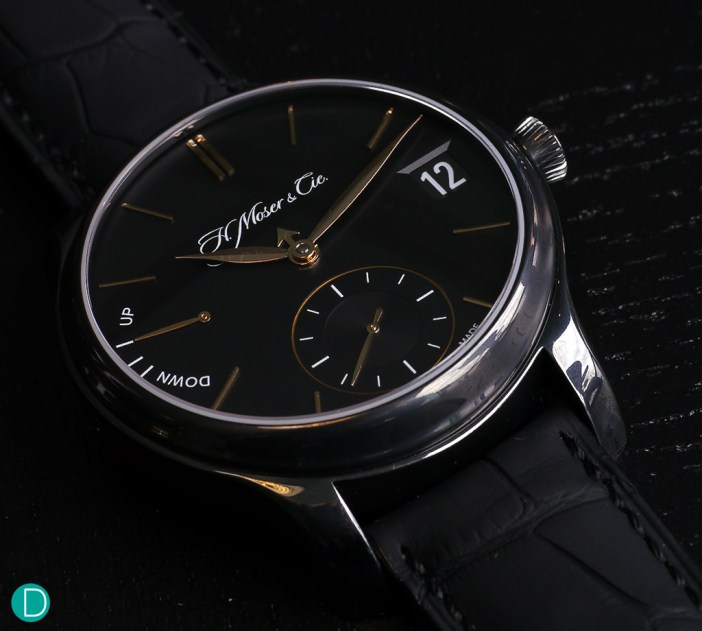 Smaller watchmakers, like H. Moser & Cie., may be greatly affected by SNB's surprise move.