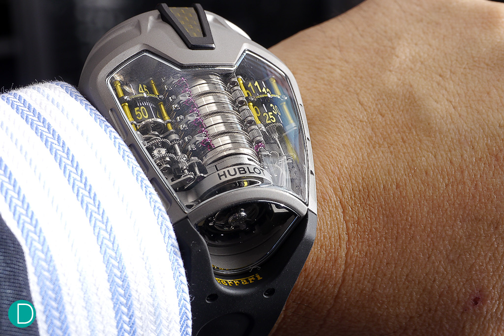 Review Of Hublot Mp 05 Laferrari With Specs And Price