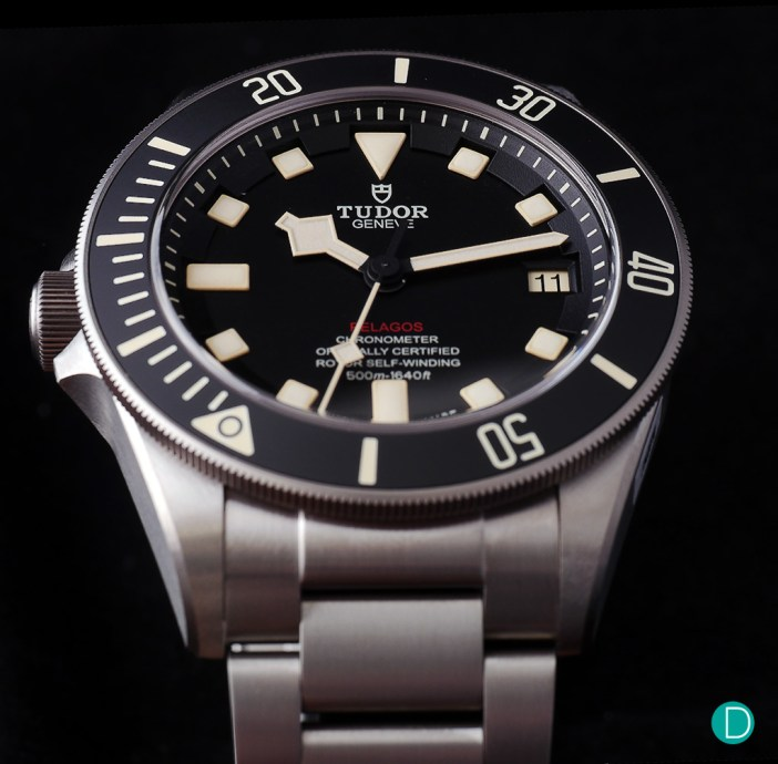 The Tudor LHD Pelagos. Many firsts. First Tudor to have a destro crown arrangement. First Tudor (and Rolex) to be released in a numbered edition.