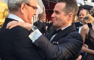 Sam Rockwell Rolex Oscars