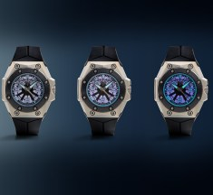 New: Linde Werdelin Oktopus Blue Sea – pushing the limits of the lume with Editorial Commentary
