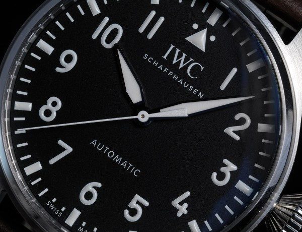 The 2021 IWC Big Pilot in 43mm IW329301