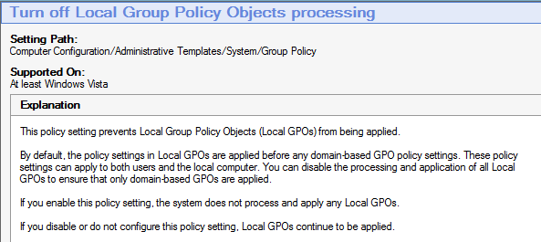 Playing with Processing: Group Policy Guide for Link Manipulation 07