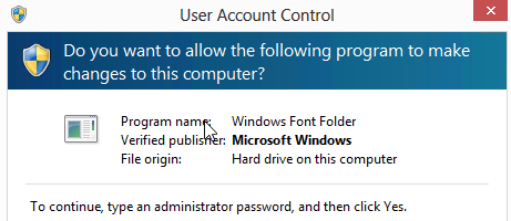 Installing Fonts with Group Policy