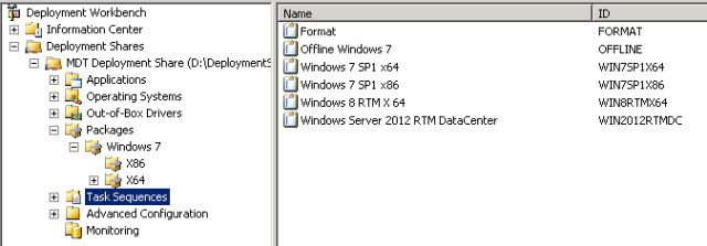 Automatically Format Computers with MDT