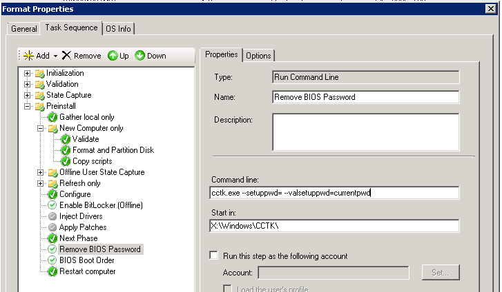 DeployHappiness | Automatically Format Computers with MDT