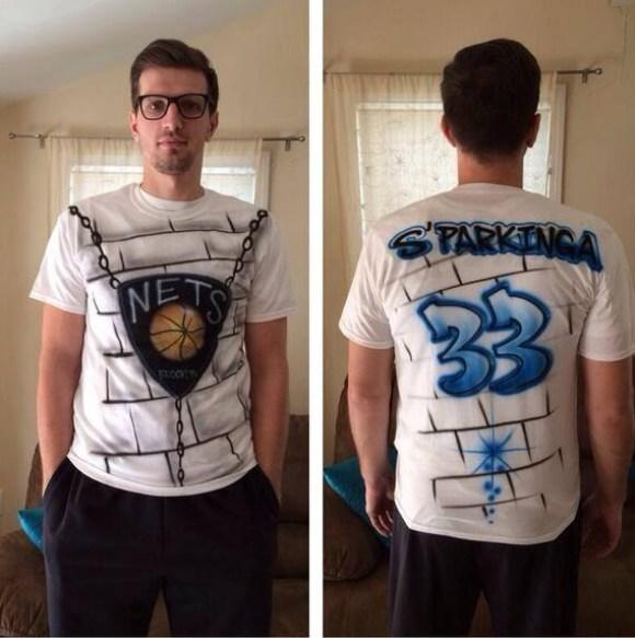 teletović i majica s parkinga