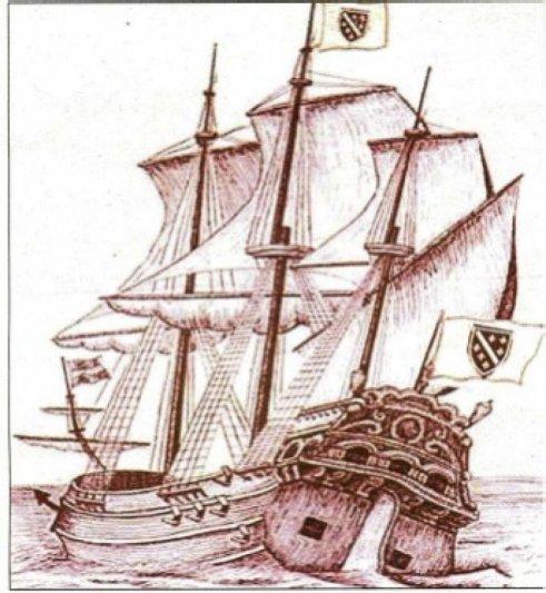 galija-bosanske-mornarice