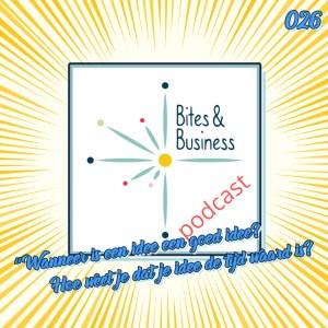 Bites en business podcast