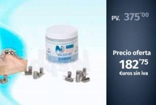 Aleación Cromo-Cobalto para removible NOBILSTAR