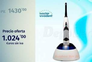 Lámpara polimerización Bluephase Style 20i