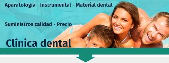 Depósito dental DepoDent España. Suministros clínica dental
