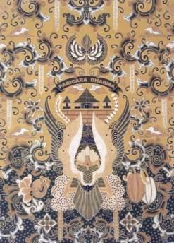 Batik Khas Depok - Batik Nasiyah