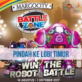 Margo City Battle Zone
